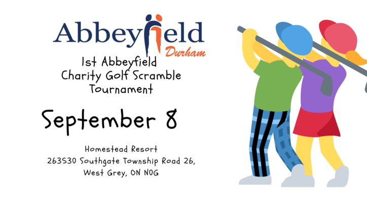 1st Annual Abbeyfield Charity Golf Scramble Tournament
