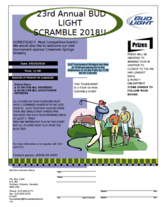 bud light scramble 2018