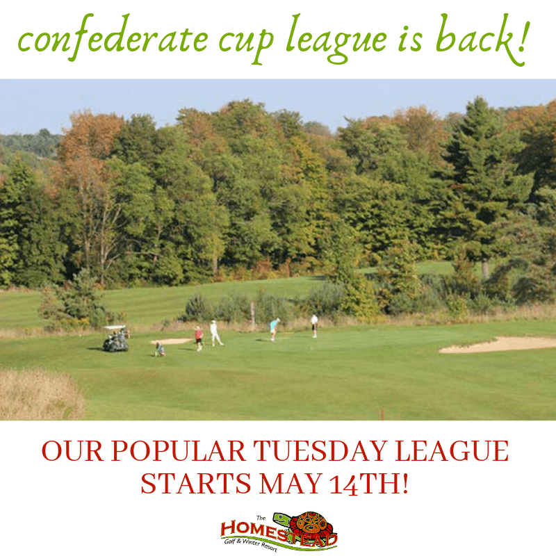 Tuesday Confederate Cup League