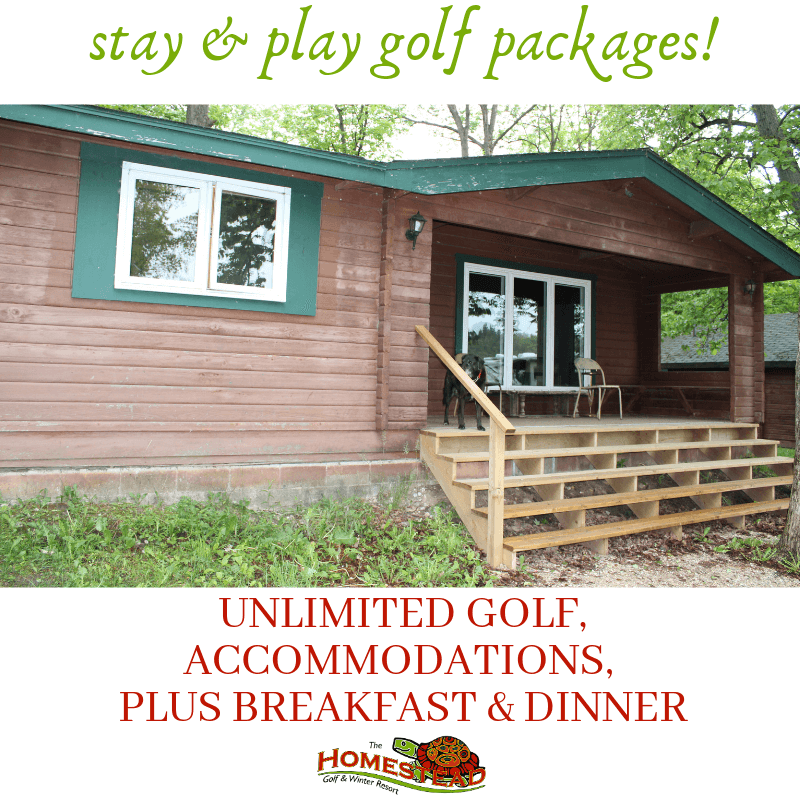GOLF PACKAGE MID WEEK SPECIAL