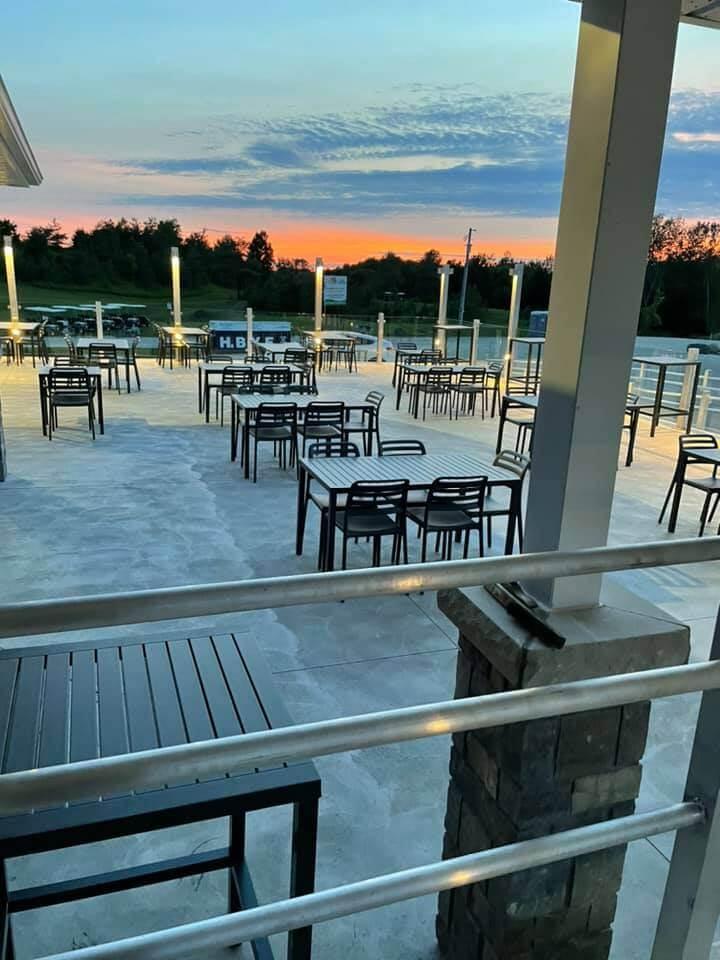 homestead golf patio